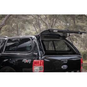 """Hard Top """"SJS Prestige"""" Vitré pour Ranger 2012 Double Cabine"""