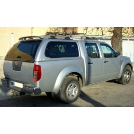 "Hard top ""Prestige"" pour Navara Double Cabine"
