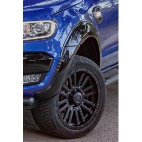 Fender Flares Slim Ford Ranger from 2016 to early 2019