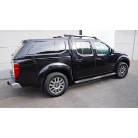 "Hard Top ""LUX"" TYPE E for Navara Double Cabin"