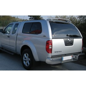 "Hard Top ""Prestige"" for Navara King Cabin"