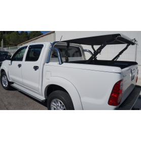 Cover Benne Multiposition - Roll Bar - Double Cabin - from 2012 to 2015