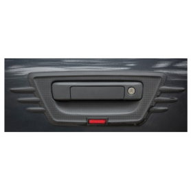 Ford Ranger T6 Carbon Effect Handle