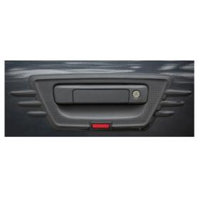 Enjoliveur De Poignée De Ridelle Effet Carbone Ford Ranger T6