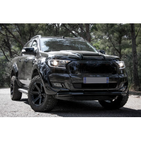 Ford Ranger Double Cabin Fender Flares from 2016 to early 2019