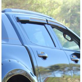 Ford Ranger T6 Black Handle Embellishment Kit