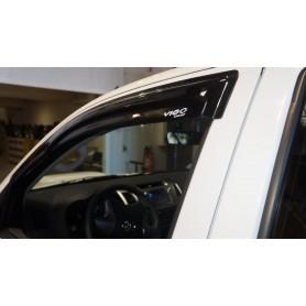 Déflecteurs de porte Toyota Hilux Vigo Double Cabine