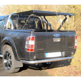 Benne Ranger Classic - Roll Bar - Super Cab from 2007 to 2011
