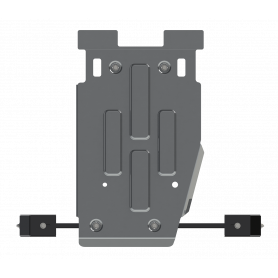 Protection Boîte de Vitesse + Transfert Amarok - Alu 6mm
