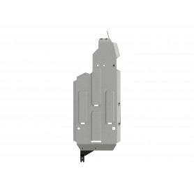 ADBLUE Hilux Tank Armour -Alu 6mm - from 2016