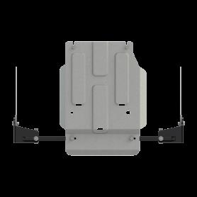Protection Alu 6mm Transfert L200 - Triton - MY20 à partir de 2016