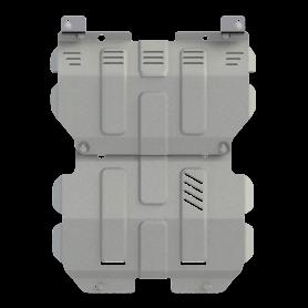 Protection Alu 6mm Moteur Radiateur L200 à partir de 2016
