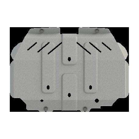 Blindage Radiateur Ranger - Alu 6mm - à partir de 2016