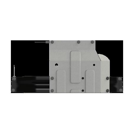 Blindage Boite de Transfert Ranger - Alu 6mm - à partir de 2016