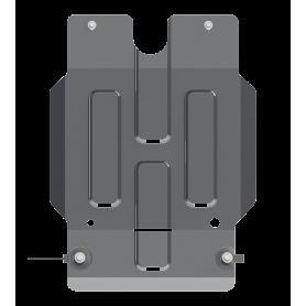 Hilux SpeedBox Armour - Alu 6mm - from 2016