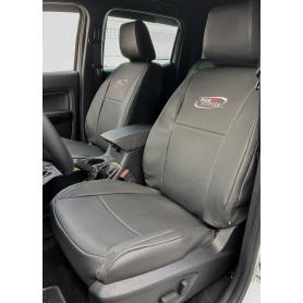 Housse de Siège Ranger - Simili Cuir - Double Cab à partir de 2012