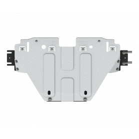 X-Class Radiator Armour - Alu 6mm - dal 2016