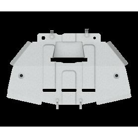 Blindage Boite de Vitesse Classe X - Alu 6mm - à partir de 2017