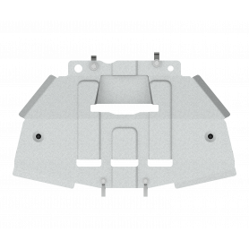 Navara SpeedBox Armour - Alu 6mm - from 2017