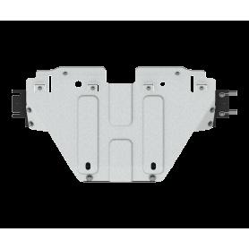 Blindage Radiateur Navara - Alu 6mm - à partir de 2016