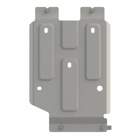 Armour Navara Transfer Box - Alu 6mm - from 2016