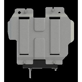 Navara Alu 6mm Engine Armour - from 2016