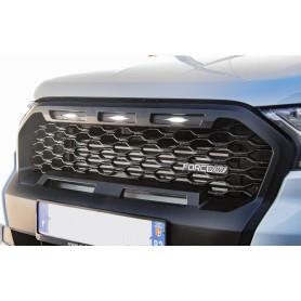 Calandre Ford Ranger à LEDS - de 2016 à 2019