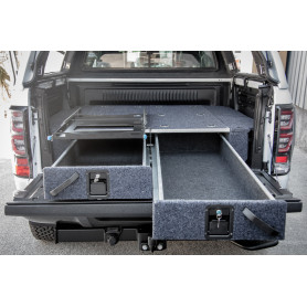 Ranger Fixed Benne Drawers - Double Cabin