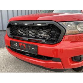 Calandre Ford Ranger à LEDS - XLT et Limited à partir de 2019
