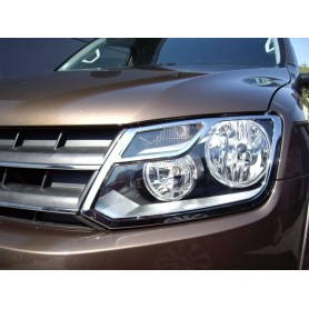 Kit enjoliveurs chromés de Phares et Feux arrières Volkswagen