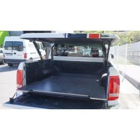 Sliding tray for Volkswagen Amarok