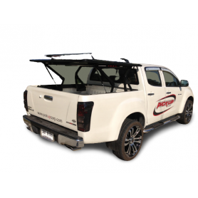 copy of Benne Aluminium Ranger Cover - Double Cabin from 2012