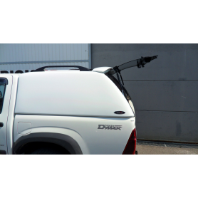 Hard Top Sjs Commercial Version Dmax - Crew Cabin from 2012