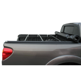 Soft tarpaulin rollable Lock & Roll up Double Cab Toyota Hilux Vigo from 2005 to 2015