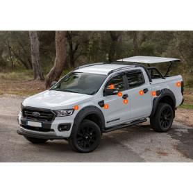 Enjoliveurs Ranger - Pack Complet 28 Pièces - T8 à partir de 2020