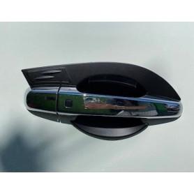 Kit Hubcaps L200 Door Handles - Black - MY20 from 2020