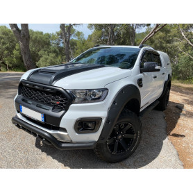 copy of Hood embellishment for Ford Ranger from 2016 to early 2019