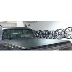 Couvre benne repliable semi rigide Double Cabine Toyota Hilux à partir 2012