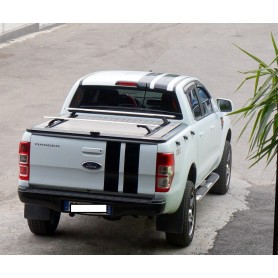 Benne Aluminium Ranger Cover - Double Cabin from 2012
