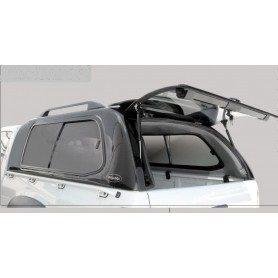 "Hard top ""Prestige"" vitré pour BT 50 Double Cabine"