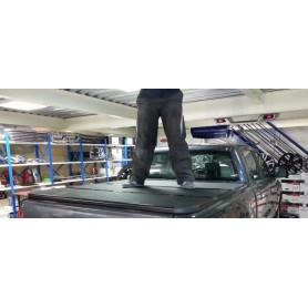 Couvre benne Rigide Pliable pour Volkswagen Amarok