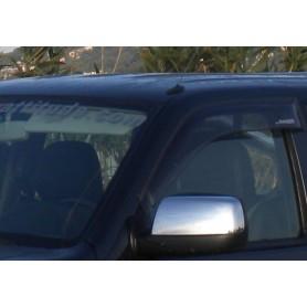Déflecteurs de vitre pour Ranger Super Cabine avant 2012