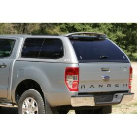 """Hard top """"Prestige"""" vitré pour Ranger 2012 Double Cabine"""