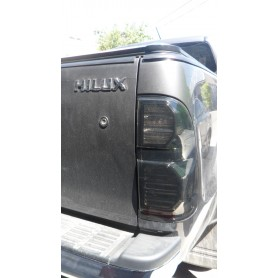 """LED """"Smoked"""" taillights for Toyota Hilux"""