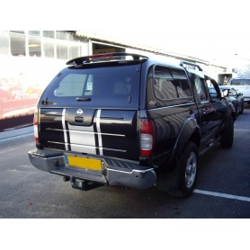 Hard top Prestige pour Navara Double Cabine
