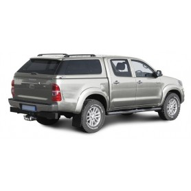 Hard Top Luxury Type E Glassed Toyota Hilux Vigo in Double Cabin from 2005 to 2015