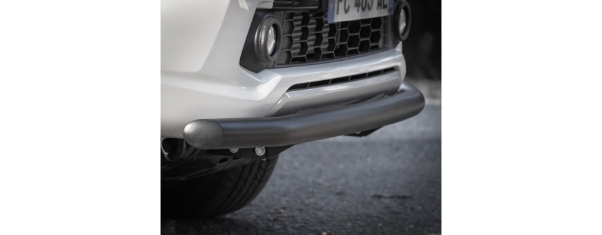 Ford Ranger Bumper Protections
