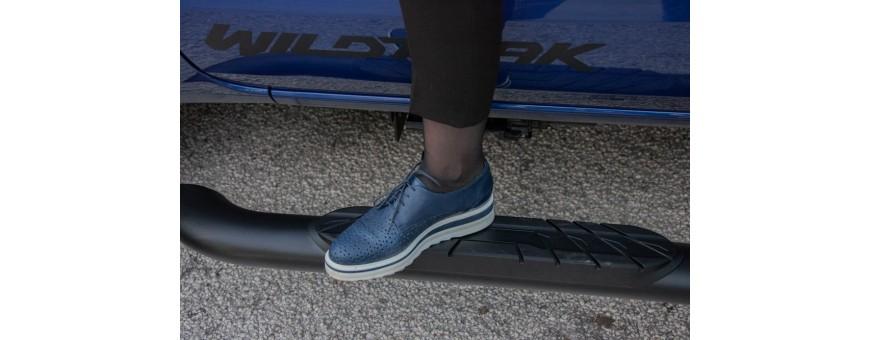 Walking Feet Ford Ranger