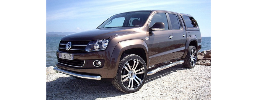 Protections Pare-Chocs Amarok