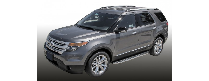 Votre SUV - Accessoires SUV - Equipement SUV